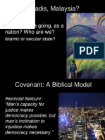 The role of Church and Civil Society in Nation Building
