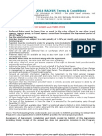 2014 MODEL CFONTRACTTerms and Conditions