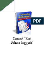 Ese i Englishptd english esei