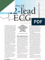 12 lead EKG interpretation part 1