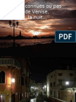 015 Venice at Night