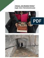 """TEXTPROBE Nachwort """"Der Bankier Gottes"""", Roman von Claude Cueni 2013"""