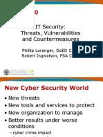 30ITSecurityThreatsVulnerabilitiesandCountermeasuresV1 Network Security