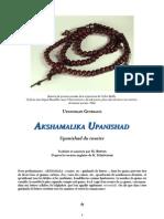 Akshamalika Upanishad (Document)