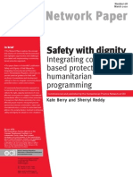 Safety With Dignity Networkpaper068