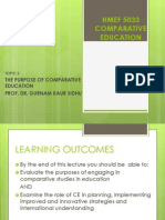 20130609090641Topic 2 the Purpose of Comparative Education