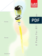 Lutz Pump General Brochure