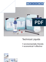 WEICON Technical Liquids