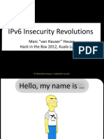 D1T2 - Marc Heuse - IPv6 Insecurity Revolutions.pdf