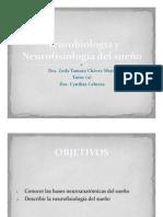 Neurobiología y Neurofisiología del sueño