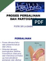 Proses Persalinan Dan Partograf - 2008