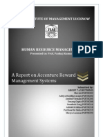 Accenture reward management system