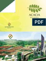 Summarecon - Summarecon Bekasi - Residence - Acacia