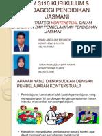 Pjm 3110 Kurikulum & Pedagogi Pendidikan Jasmani