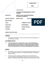 Report to Luton Borough Council on Social Media July 2013