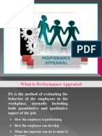 Performnce Appraisal Final PPT