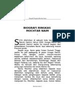 BIOGRAFI RINGKAS MOCHTAR NAIM.doc