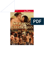 The Strong Cowboys of Wilde, Nevada - 1 - Strong Attraction