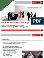 Inside OBIEE 10g Server