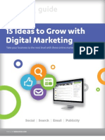 15 Ideas Digital Marketing