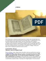 10 Mistere Ale Bibliei