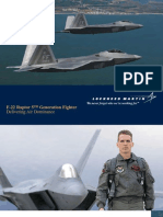 F 22 Brochure