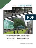 Plan2003 Urban Design Portfolio - Greg Kitson and Alex Camargo