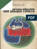 Pierre Loti - Can Çekişen Türkiye 1914