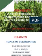 GRAINEX Presentation 1_1