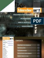 Blender Art Magazine #18