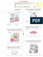 Grade6- Units 3-4 Food,Drinks,Daily Life,Routines - Tests 1-4