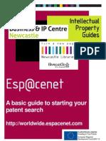 Espacenet Guide Mar 2013