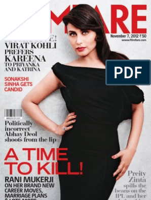 Filmfare - 07 November 2012 Issue | Film Production Districts