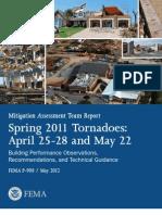 Fema p 908 Tornado Mat Combined