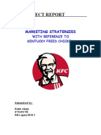failure of kfc marketing strategy Kfc believes that a negative response equates to a good response no wonder the chain is struggling.