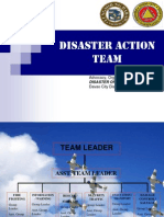 Disaster Action Plan of Davao City