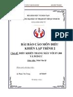 Dieu Khien Thang May Voi S7300 Va Wincc