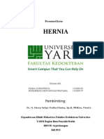 Hernia Case Report Minggu 1 Bangsal i