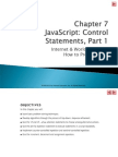 Web Programming Ch. 7