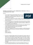 mozione istituzione commissione verde pubblico