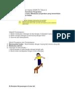 Rancangan Pengajaran Harian KSSR PJ Tahun 2