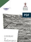 Literature as Performance Programme Final