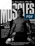 Ellington Darden - Bigger Muscles in 42 Days