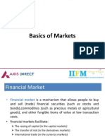 L4 Basics of Markets preetham