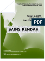 Cover and Content bahan sumber p&p sains year 5