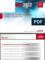 MI06 - FTHSE Design Considerations Presentation