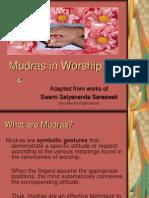 Mudras in Worship