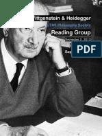 Reading Group UO - Heidegger Version doc