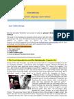 Omilo Newsletter December 2012