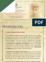 Invitacion Jornada Leonardo Da Vinci 22 Mayo 2009 1855